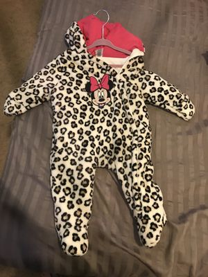 Minnie Mouse baby bunt for Sale in Pittsburgh, PA