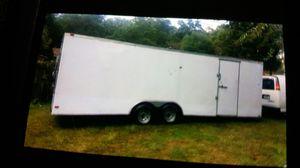 24ft Game Truck Trailer... for Sale in Valley Grande, AL