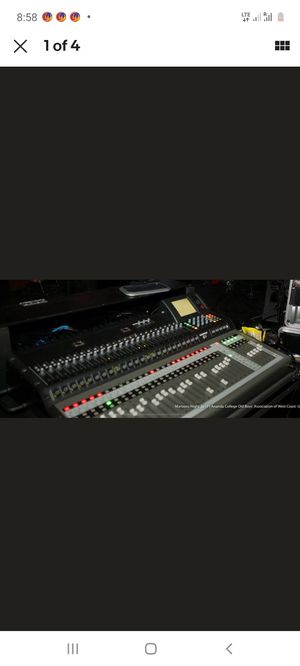 Mackie TT24 Digital Mixer for Sale in Baltimore, MD