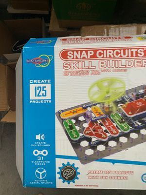 Snap circuits skill builder for Sale in Naples, FL