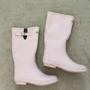 Light Pink Tretorn Rain Boots - EU Size 40 for Sale in Carlsbad, CA
