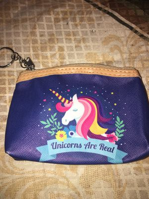 UNICORN WALLET KEYCHAIN for Sale in Cleveland, OH