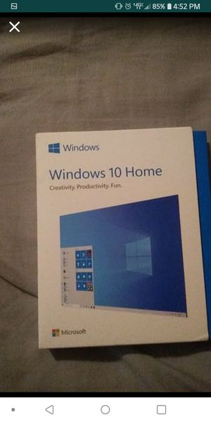Windows 10 software for Sale in Rancho Cucamonga, CA