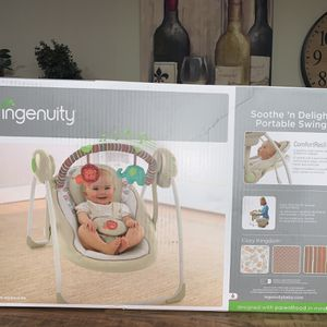Ingenuity Portable Swing for Sale in West Covina, CA