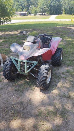 Honda 500 sporttrax four wheeler for trade only for Sale in Murchison, TX