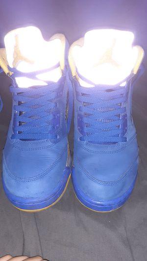 Jordan Retro 5 Laneys Size 10.5 for Sale in Tacoma, WA