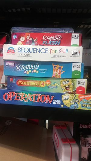 New kids games 10 bucks for Sale in Whitehall, OH