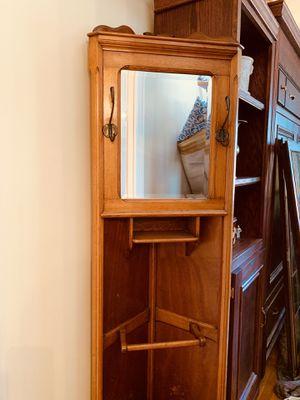 Vintage European mirror corner piece coat hanger for Sale in Alexandria, VA