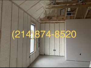 Spray foam insulation for Sale in Athens, TX
