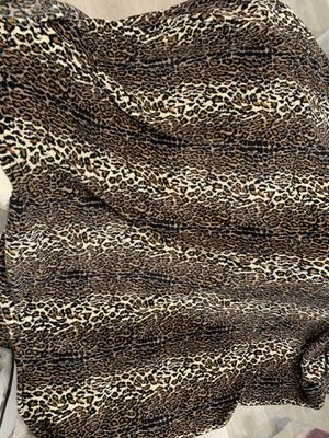 Leopard blanket for Sale in Los Angeles, CA