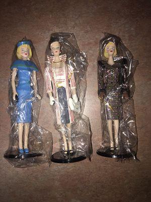 New in box Barbie Ornaments by Ashton Drake for Sale in El Mirage, AZ