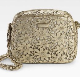 Kate Spade Gold Garden Grove Small Bag/Purse for Sale in Potomac,  MD