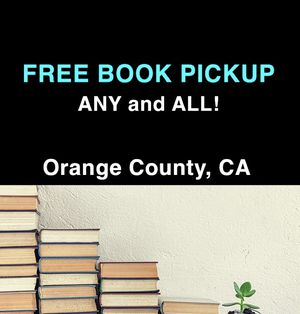 FREE BOOK PICKUP for Sale in Irvine, CA