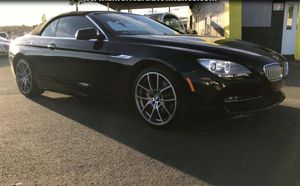 2012 bmw 6 series for Sale in Moreno Valley, CA