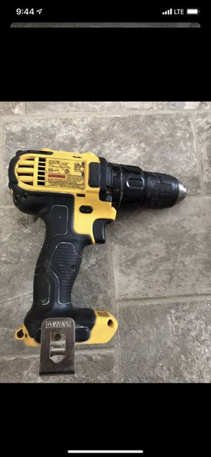 Desalt Drill 20v tool only for Sale in Everett, WA