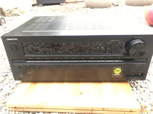 Onkyo receiver 4K for Sale in San Diego, CA