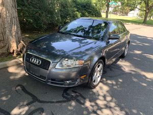 2007 Audi A4 6 speed for Sale in East Hartford, CT
