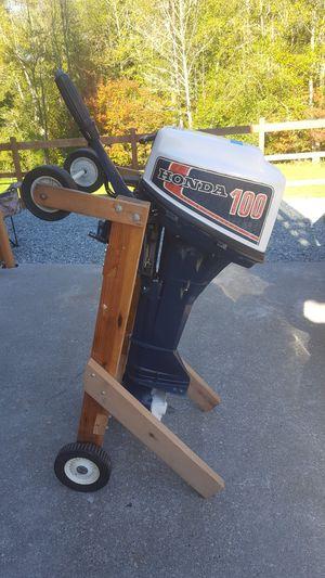 Mid 80's 10hp long shaft Honda for Sale in Prosser, WA