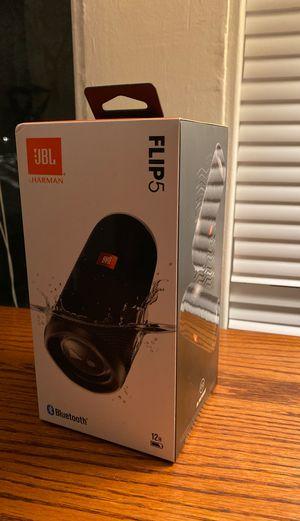 JBL FLIP5 waterproof speaker (brand new in box) for Sale in Minneapolis, MN