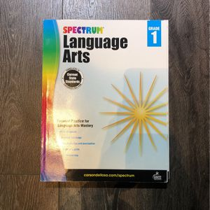 Practice books for Grade 1,only $10 for 3 books for Sale in Cupertino, CA