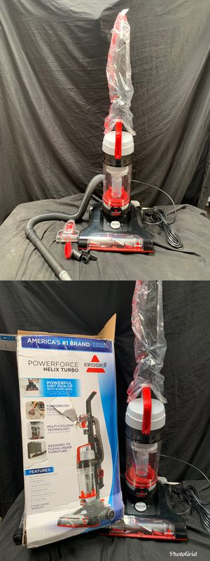 BISSELL PowerForce Helix Turbo Bagless Vacuum for Sale in Compton, CA