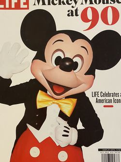 LIFE Mickey Mouse At 90 for Sale in Vista,  CA