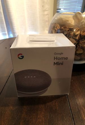 Google Home Mini for Sale in San Angelo, TX