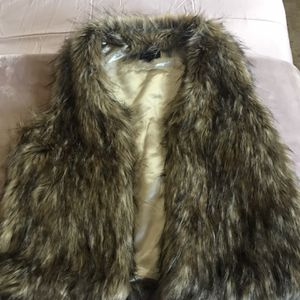 fur vest for Sale in Los Angeles, CA