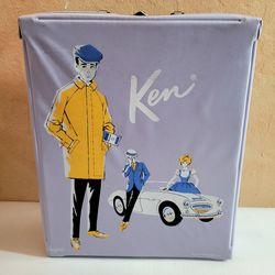 1962 Ken Barbie's Boyfriend KEN Carrying Case W/Clothes & Accessories for Sale in Milpitas,  CA