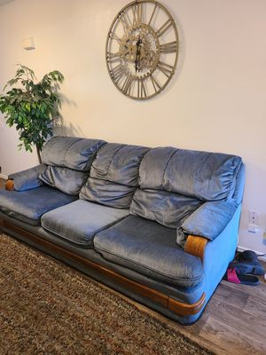 3 sets of sofa, single, double and three seater . for Sale in West Jordan, UT