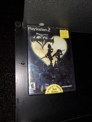 Kingdom hearts for ps2 (mint condition) for Sale in Northfield, OH