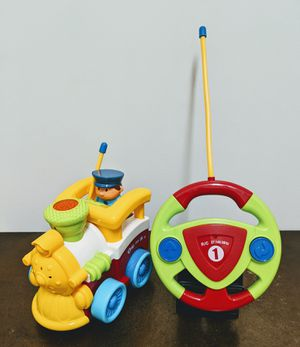 Best Choice Toddler Kids Remote Control Train Car. for Sale in Scottsdale, AZ