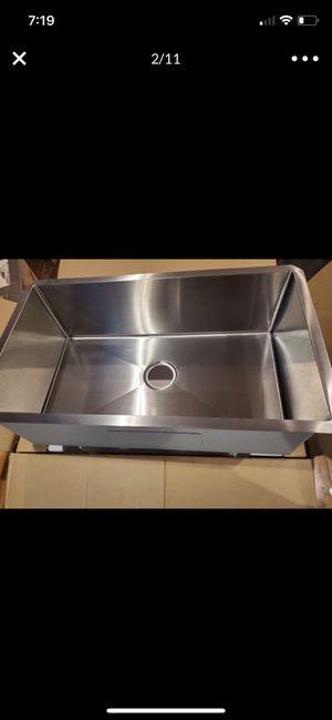 Undermount kitchen sink for Sale in Riverside, CA