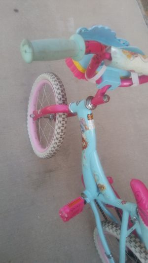 16 inch bike for girls for Sale in Houston, TX