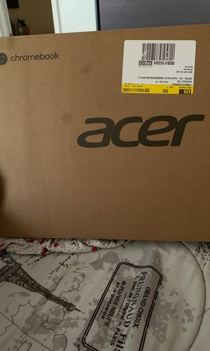 Acer chromebook spin 15 for Sale in Virginia Beach, VA