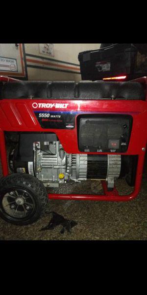 Troy Bilt 10 HP 5500/8550 Generator for Sale in Austin, TX