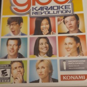 GLEE Karaoke Revolution (Nintendo Wii + Wii U) for Sale in Lewisville, TX