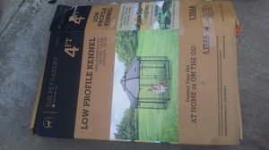 Pet. Gazebo 4ft. New condition $140 for Sale in Plano, TX