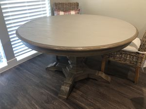 Dining Table and chairs for Sale in Salt Lake City, UT