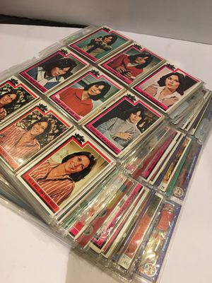 Vintage trading cards for Sale in Los Angeles, CA