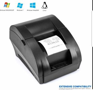 New thermal reciept printer with paper rolls for Sale in Dallas, TX