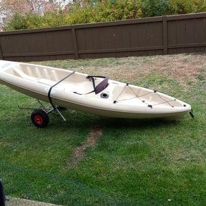 10 Foot Pelican 100 Angler Kayak for Sale in Escondido, CA