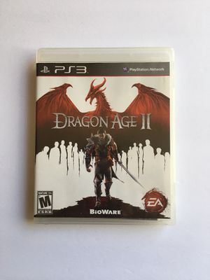 PS3 Game Dragon Age II for Sale in Tracy, CA