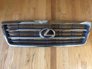 05 06 07 Lexus LX470 Front Upper Grille Grill COMPLETE With Emblem OEM for Sale in Bothell, WA