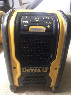 DeWalt Bluetooth for Sale in North Las Vegas, NV