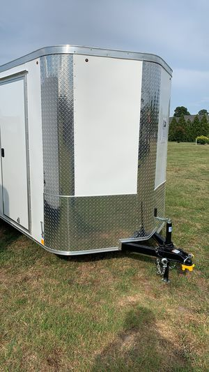 New 6x12 enclosed trailer for Sale in Wendell, NC