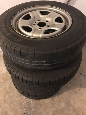 Jeep Patriot wheels for Sale in Galloway, OH
