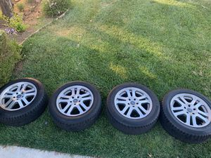 Stock 2005 Mustang Gt Wheel Set 300$ OBO for Sale in Brentwood, CA