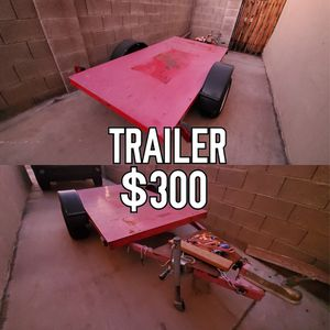 Trailer utility trailer for Sale in Phoenix, AZ