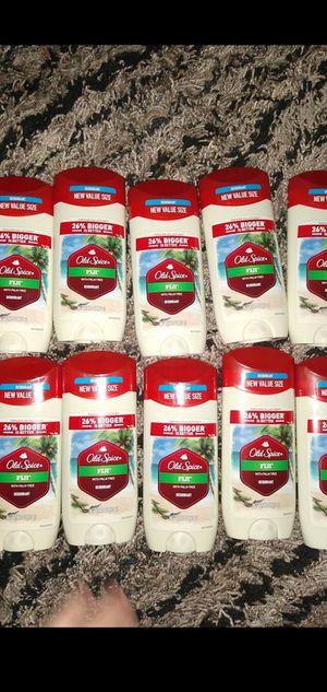 10 huge old spice Fiji for Sale in Norfolk, VA